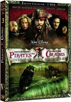 Pirates des Caraïbes 3 - Jusqu'au bout du monde (2007) (Collector's Edition, 2 DVDs)