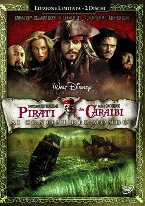 Pirati dei Caraibi 3 - Ai confini del mondo (2007) (Limited Edition, 2 DVDs)