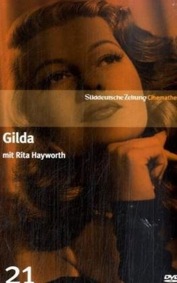 Gilda - SZ-Cinemathek Traumfrauen Nr. 21 (1946)