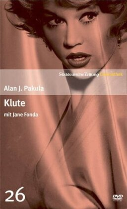 Klute - SZ-Cinemathek Traumfrauen Nr. 26 (1971)