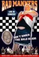 Bad Manners - Don't knock the bald heads - Live in Concert