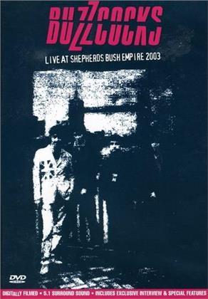 Buzzcocks - Live At Shepherds Bush