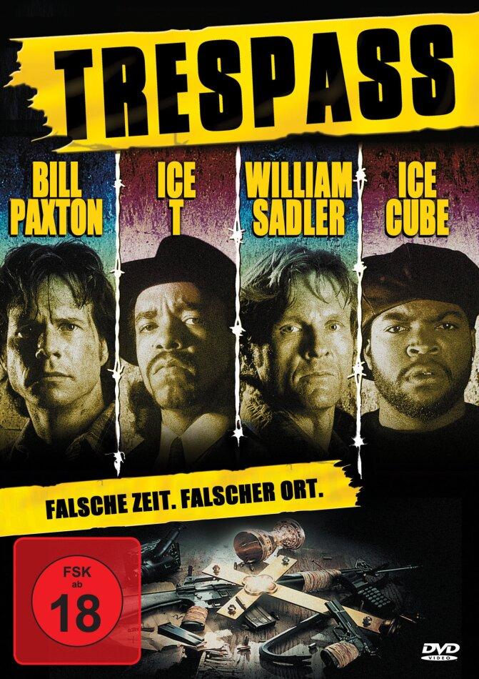 Trespass - Die Rap-Gang (1992)