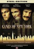 Gangs of New York - (Steel-Edition 2 DVDs) (2002)