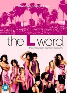 The L-Word - Season 2 (4 DVDs)