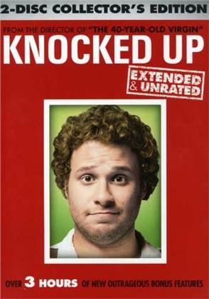 Knocked Up (2007) (Collector's Edition, Unrated, 2 DVDs)