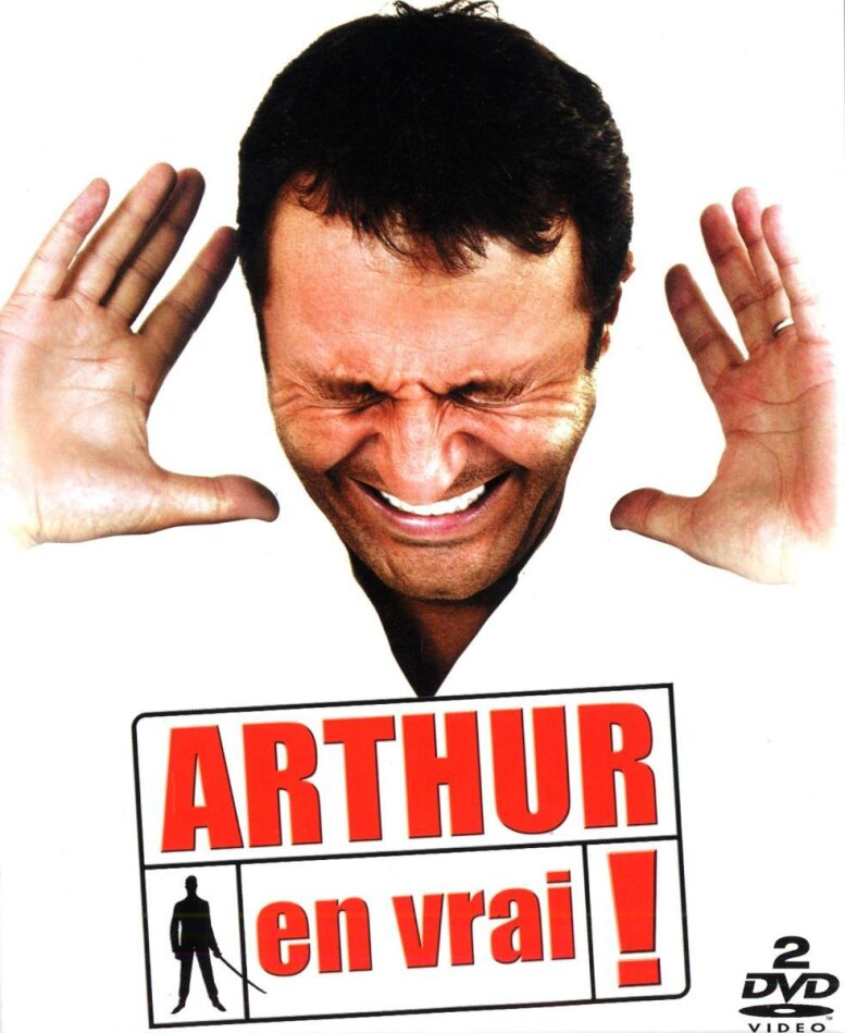 Arthur en vrai! (Collector's Edition, 2 DVDs + Booklet)