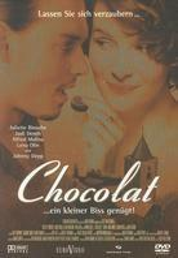 Chocolat (2000) (Steelbook)