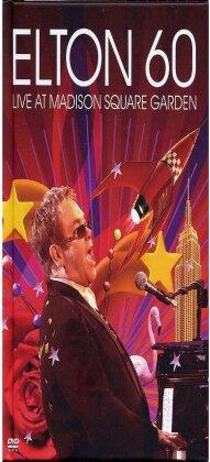 John Elton - Elton 60 - Live at Madison Square Garden (Cofanetto, Collector's Edition)