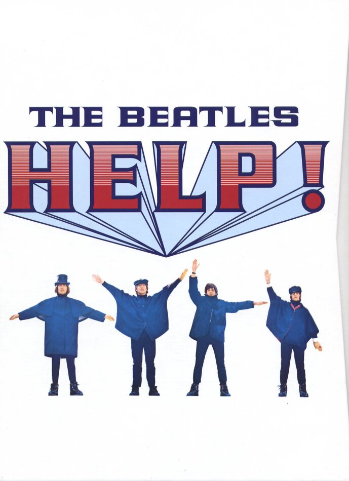 Help! - Beatles (Deluxe Edition, 2 DVDs + Buch)