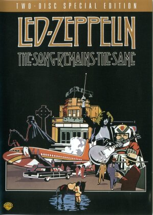 Led Zeppelin - The Song Remains the Same (Special Edition, 2 DVDs)