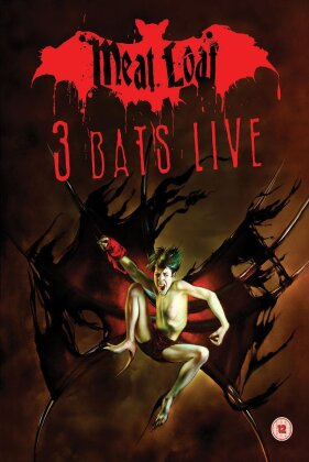 Meat Loaf - 3 Bats Live (Deluxe Edition, 2 DVDs)
