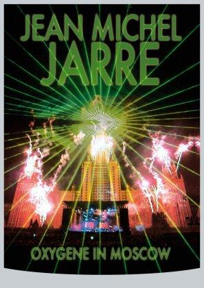 Jean-Michel Jarre - Oxygene Moscow
