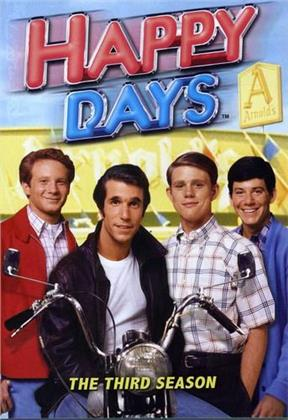 Happy Days - Season 3 (4 DVDs)