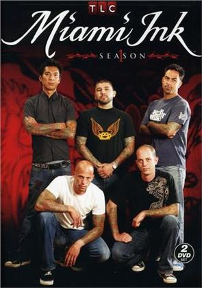 Miami Ink - Season 1 (2 DVDs)