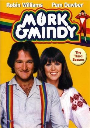 Mork & Mindy - Season 3 (4 DVDs)