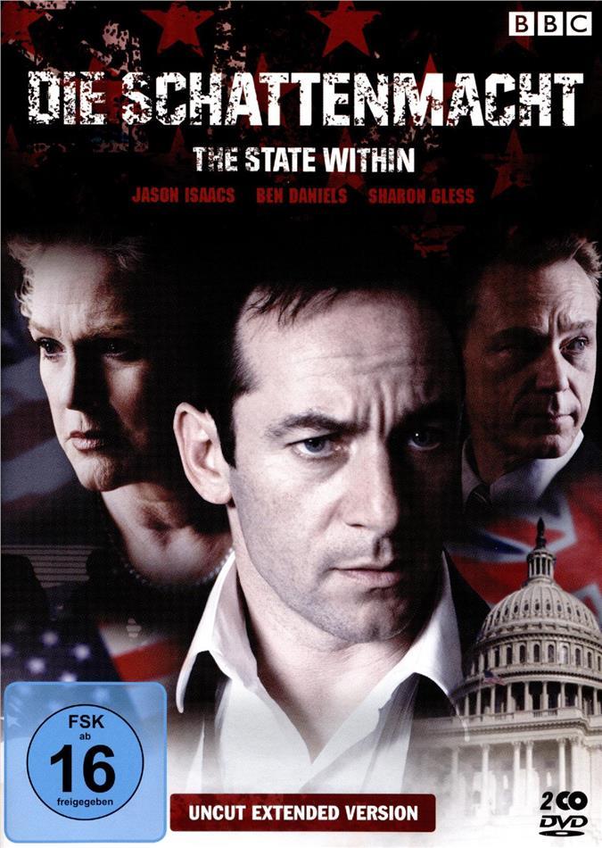 Die Schattenmacht (BBC, Extended Edition, Uncut, 2 DVDs)
