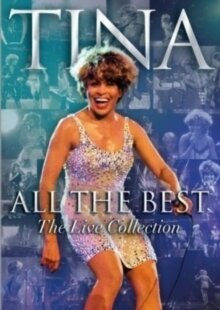 Tina Turner - All the best - The Live Collection