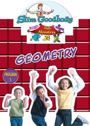 Slim Goodbody Math Monsters: - Geometry