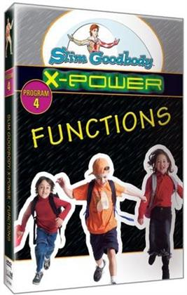 Slim Goodbody X-Power: - Functions (Gridlock)