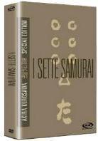 I sette samurai (1954) (Special Edition, 2 DVDs + Buch)