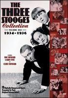 The Three Stooges Collection - Vol. 1: 1934-1936 (Remastered, 2 DVDs)