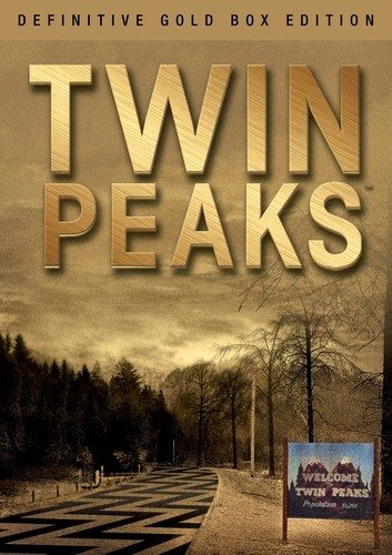 Twin Peaks - The Defintivie Gold Box Edition (10 DVDs)