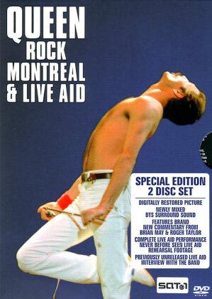 Queen - Rock Montreal & Live Aid (2 DVD)