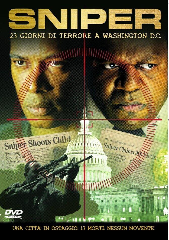 Sniper - 23 ore di terrore a Washington D.C.