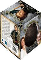 Die Scharfschützen - Sharpe (Limited Edition, 17 DVDs)