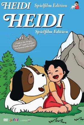 Heidi - (Spielfilm-Edition 3 DVDs)