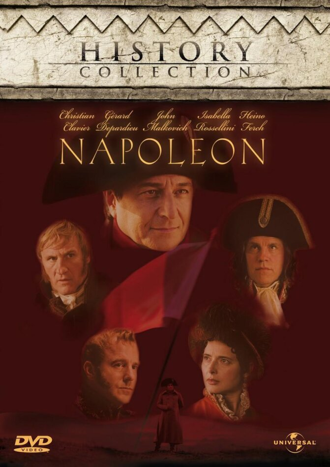Napoleon - (History Collection 2 DVD) (2002)