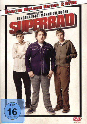 Superbad (2007) (Unrated McLovin Edition, 2 DVD)
