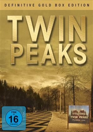 Twin Peaks (Definitive Gold Box Edition, 10 DVDs)