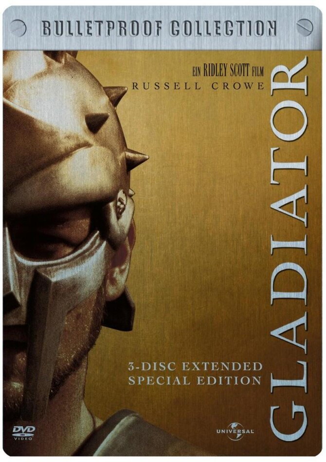 Gladiator - (Bulletproof Collection 3 DVD) (2000)