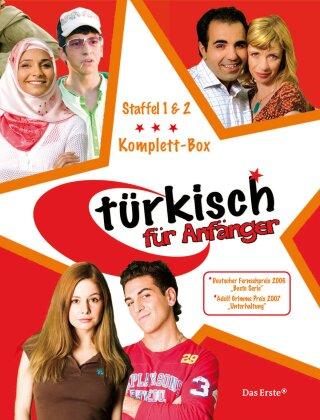 Türkisch für Anfänger - Komplett-Box (Staffel 1&2)