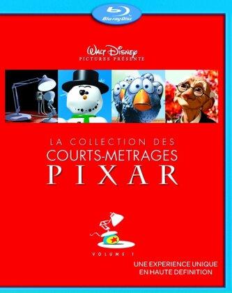 La collection des courts-métrages Pixar - Vol. 1