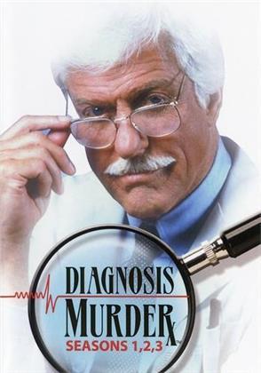 Diagnosis Murder - Seasons 1-3 (10 DVDs)