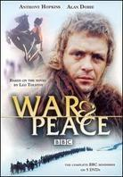 War and Peace (1972) (5 DVDs + Buch)
