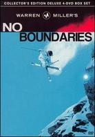 Warren Miller - No Boundaries (Collector's Edition, 4 DVDs)