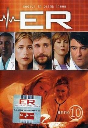 ER - Medici in prima linea - Stagione 10 (3 DVD)