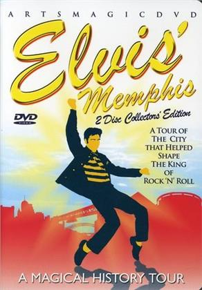 Elvis Presley - Elvis' Memphis (Collector's Edition, 2 DVD)
