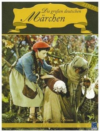 Die grossen deutschen Märchen - Vol. 2 (4 DVDs)