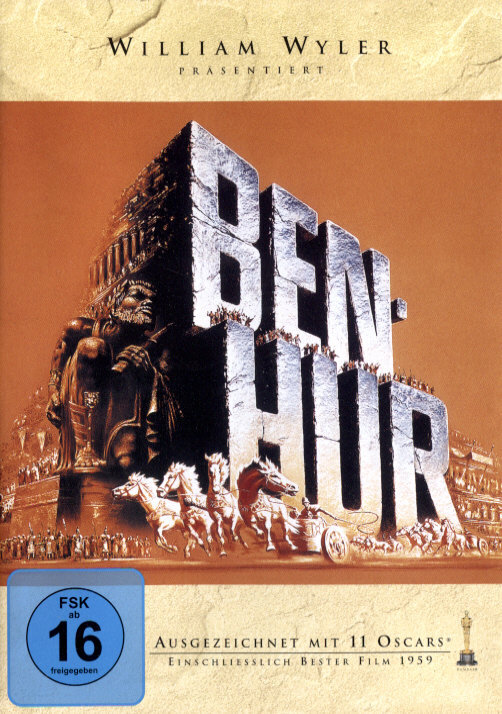 Ben Hur - (Classic Collection) (1959)