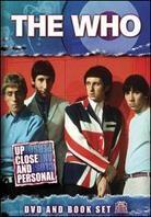 The Who - Up Close and Personal (Deluxe Edition, DVD + Buch)