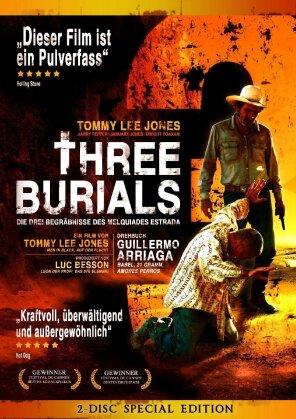 Three Burials - Die drei Begräbnisse des Melquiades Estrada (2005) (Special Edition, 2 DVDs)