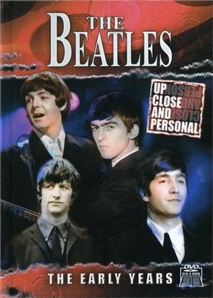 The Beatles - Up Close & Personal (Deluxe Edition, Inofficial, DVD + Buch)