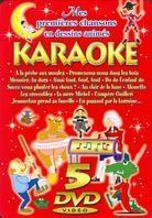 Karaoke - Mes premières chansons en dessins animés - Collection (Steelbook, 5 DVDs)