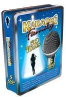 Karaoke - Karaoke Family - 50 Tubes (Steelbook, 5 DVDs)