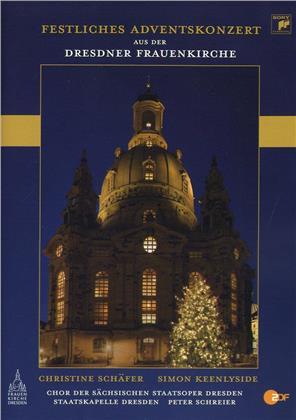 Sächsische Staatskapelle Dresden, Peter Schreier, … - Weihnachtsgala aus der Dresdner Frauenkirche (Sony Classical)